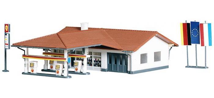Modélisme ferroviaire : FALLER 232217 - Station service N