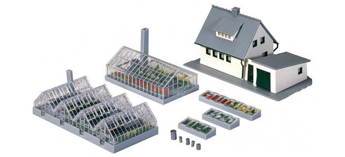 Modélisme ferroviaire : F232514 - Entreprise horticole