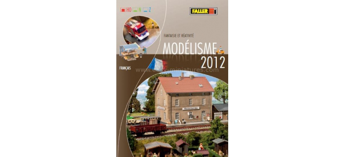 F190901 - Catalogue Faller 2011 / 2012 - Faller