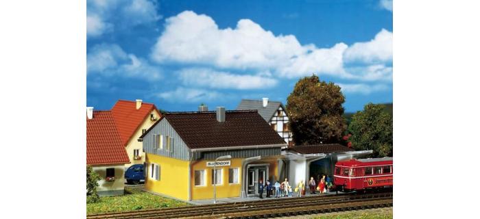 Train électrique : FALLER F282706 - Station d'arret Z maquette