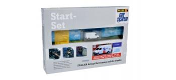 F161504F - Kit de démarrage Car System, Exapaq France - Faller