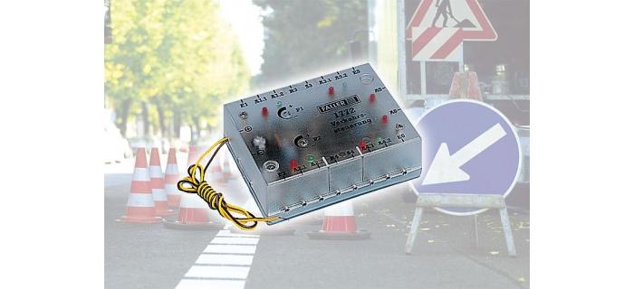 F161772 - Commande de trafic, Car System - Faller