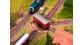 Modélisme ferroviaire - Maquette FALLER F 222114 - Plaque tournante N