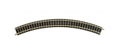 FL9125 Rail courbe R2, 225.6mm & 45°, Piccolo
