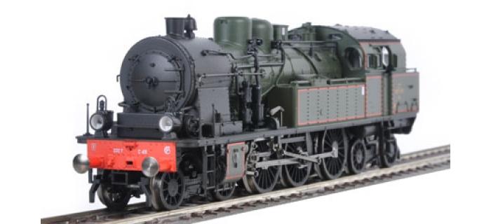 FL407802 - Locomotive 232TC 415 SNCF - Fleischmann