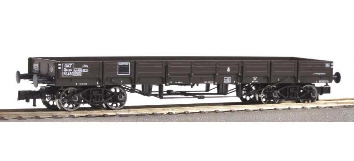 FL526201 - Wagon plat à bogies TP, SNCF - Fleischmann