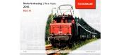 FL991620 - Catalogue Fleischmann, Nouveautés 2016 - Fleischmann