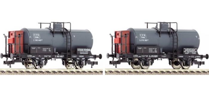 FL543708 Set 2 wagons citerne CFR