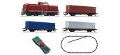 Modélisme ferroviaire :  FLEISCHMANN FL631781 - Coffret débutant digital