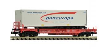 Modélisme ferroviaire : FLEISCHMANN FL845337 - Wagon-poche unifié - Ep.VI - DB AG