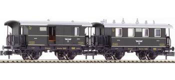 FL881104 Set 2 voitures DRB