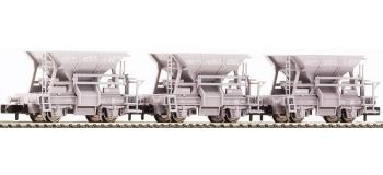 FL881105 Set 3 wagons Ballast FS