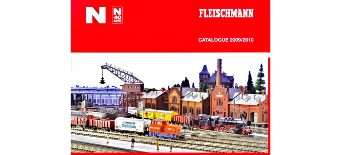 FL990249 Catalogue Fleischmann N