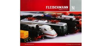 fleischmann FL991021 Catalogue Fleischmann des nouveautés 2010 (N)