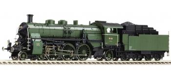Modélisme ferroviaire :  FLEISCHMANN FL411973 - Locomotive Br18 S3/6 SON DRG