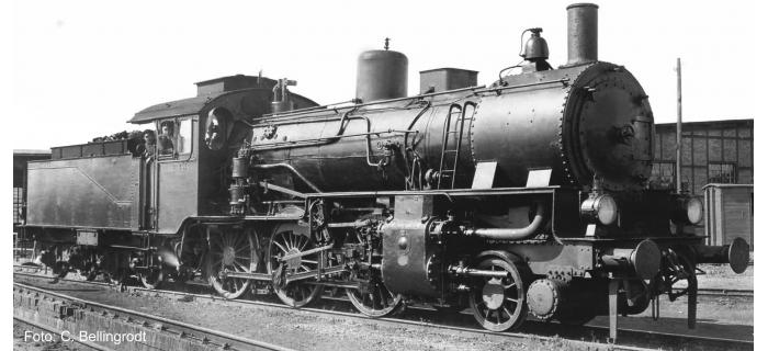 FLEISCHMANN 413772 Locomotive vapeur 3.15 DCC son
