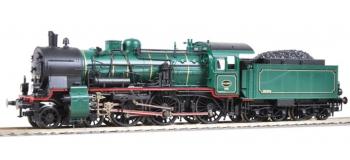 Modélisme ferroviaire :  FLEISCHMANN FL416702 - Locomotive série 64.098 SNCB.