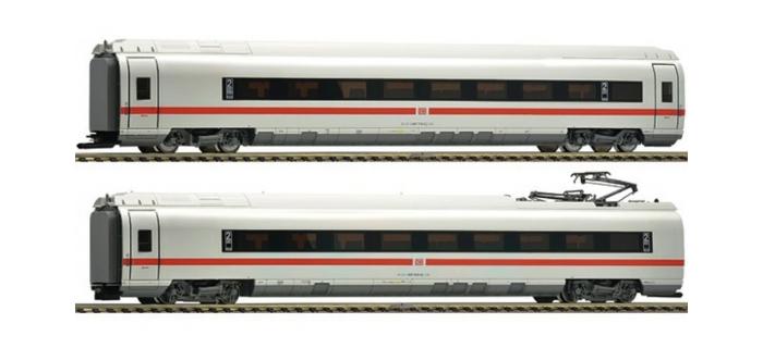 Train électrique : FLEISCHMANN FL448281 - Set ICE3 BR407