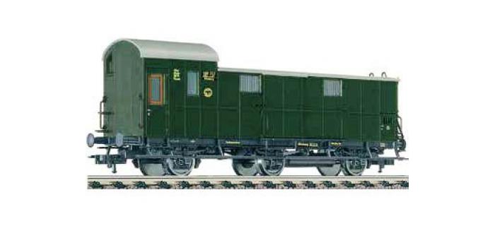 Train électrique : FLEISCHMANN FL506902 - Fourgon pw3 DRG