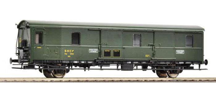 Train électrique : FLEISCHMANN FL507401 - Fourgon à bagages SNCF