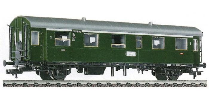 Train électrique : FLEISCHMANN FL507502 - Voiture Omnibus 1ère classe de la SNCF