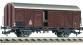 Train électrique : FLEISCHMANN FL531003 - Wagon couvert Gs DSB