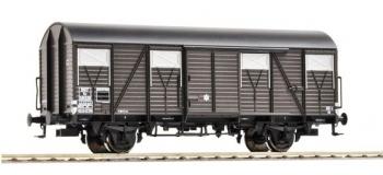 Train électrique : FLEISCHMANN FL531404 - Wagon couvert GS SNCF