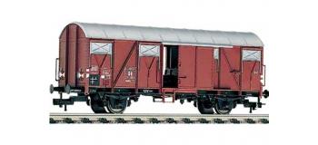 Modélisme ferroviaire - FLEISCHMANN FL 531801 - Wagon couvert GS éclairage DB