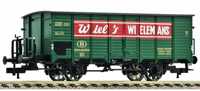 Modélisme ferroviaire : FLEISCHMANN FL534803 - Wagon à bière Wielemans.