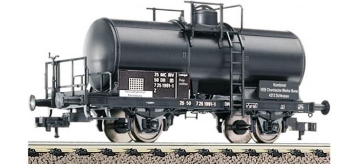 Modélisme ferroviaire :   FLEISCHMANN FL542001 - Wagon citerne SNCF