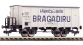 Wagon refrigerant Bragadiru CFR