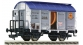 Modélisme ferroviaire : FLEISCHMANN FL545508 - Wagon Citerne vin DRG
