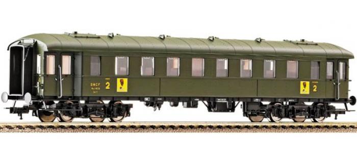 Train électrique : FLEISCHMANN FL567707 - Voiture Bastille 2CL SNCF