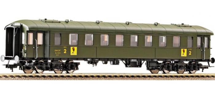 Train électrique : ROCO R567708 - Voiture Bastille 2CL SNCF