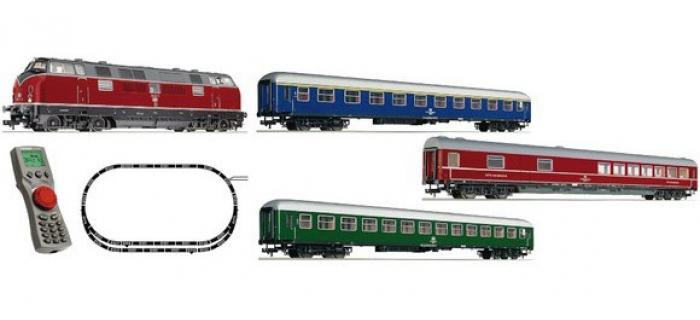 Modélisme ferroviaire : FLEISCHMANN FL631405 - Coffret de départ digital Br221 DB