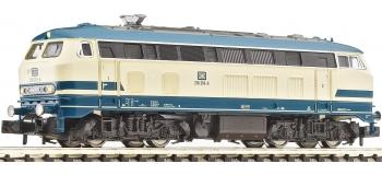 FL723683 LOCO DIESEL 218 DB train electrique