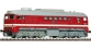 Train électrique : FLEISCHMANN FL725271 - Locomotive diesel BR 120, DR