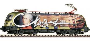 Train électrique : FLEISCHMANN FL731108 - Locomotive électrique Rh1116 Mozart OBB N