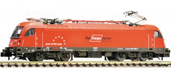 Train électrique : FLEISCHMANN F731283 - Locomotive Rh1216 RCA SON OBB N
