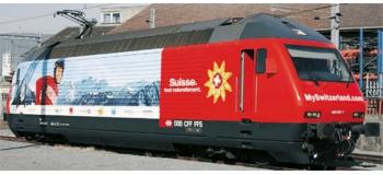 Modélisme ferroviaire : FLEISCHMANN FL731001 - Locomotive Rh460 SBB N