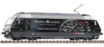 Modélisme ferroviaire :  FLEISCHMANN FL731308 - Locomotive Re460 076 SBB N