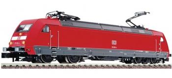 Modélisme ferroviaire :  FLEISCHMANN FL735505 - Locomotive Br101 DB N