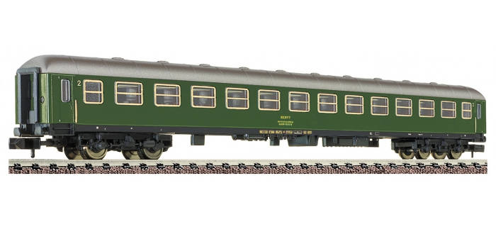 fleischmann FL811402 Voiture 2e classe type UIC-X