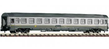 Train électrique : FLEISCHMANN FL814452 - Voiture Eurofima 2cl FS N