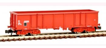 Modélisme ferroviaire :  FLEISCHMANN FL828323 - Wagon tombereau EAOS SNCF N