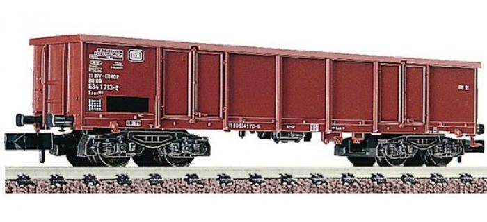 Modélisme ferroviaire :  FLEISCHMANN FL828325 - Wagon tombereau DB N