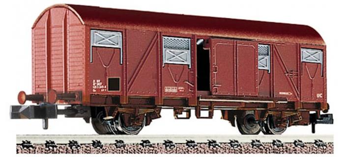 Modélisme ferroviaire :   FLEISCHMANN FL833004 - Wagon couvert Gs SNCF