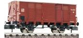 Modélisme ferroviaire :   FLEISCHMANN FL836302 - Wagon couvert G10 SNCF
