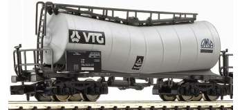 FLEISCHMANN FL846002 - Set 3 wagons citernes SNCF N