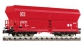 Modélisme ferroviaire :  FLEISCHMANN FL852322 - Wagon Trémie Cargo DB N